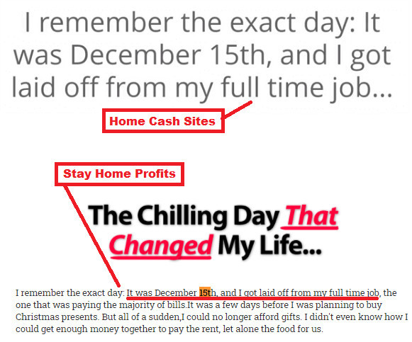 Rehashed Stay Home Profits