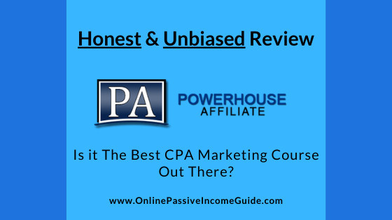 Honest Powerhouse Affiliate Review