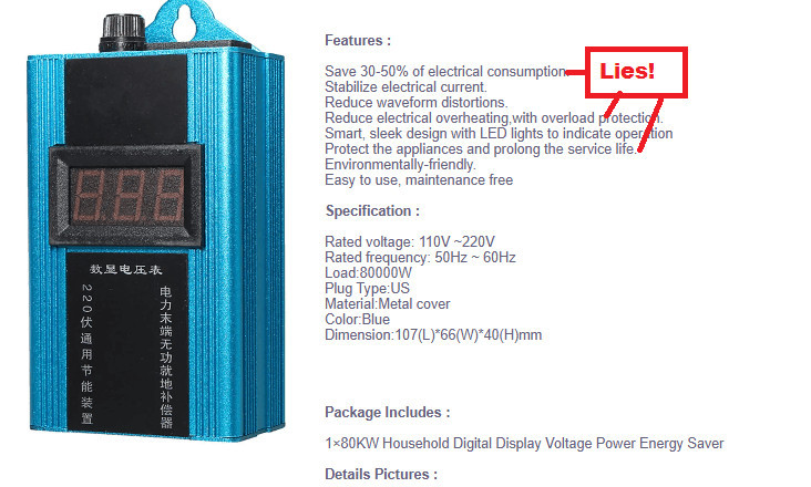 How Electricity Saving Boxes Work