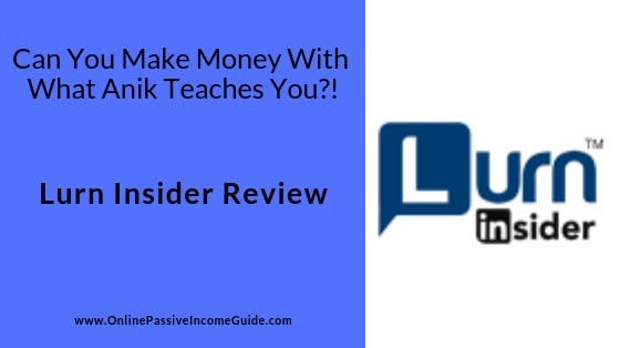 Lurn Insider Review