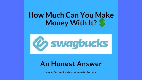 How Much Money Can You Make On Swagbucks