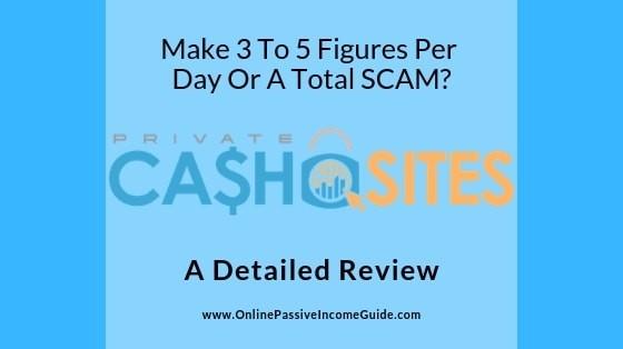 Private Cash Sites Review