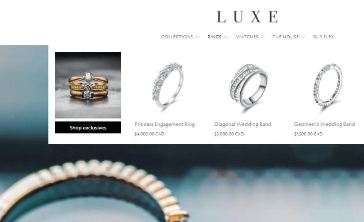 Flex Jewelry Shopify Theme