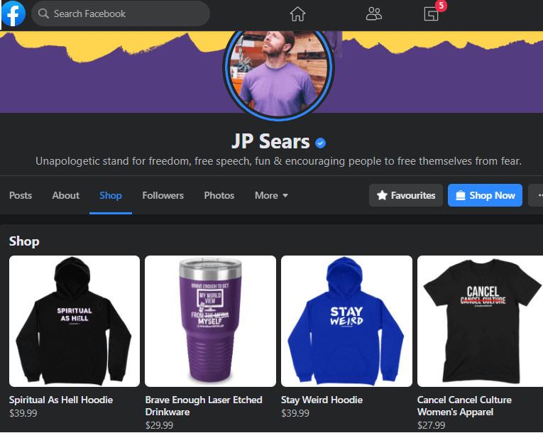 Promote Your Merchandise Online