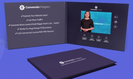 What Is ConversioWidgets