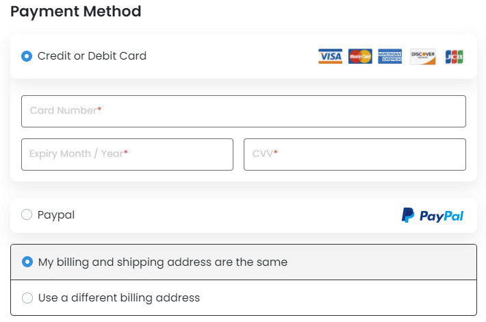 Shopify Payment Gateways for Dropshippers