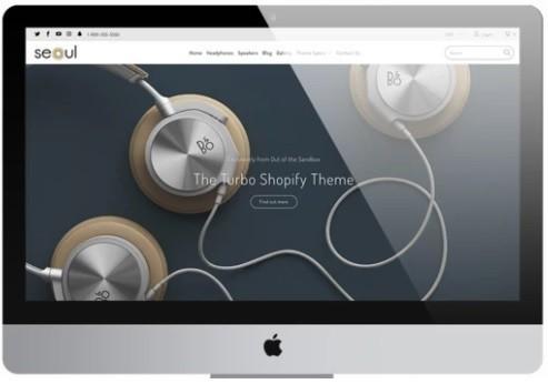 Seol Shopify Theme