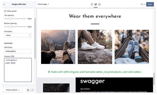 Flex - Customizable Out Of The Sandbox Shopify Theme