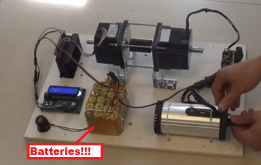 Infinite Energy Generator Hoax