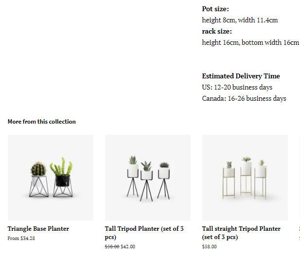 Shopify Minimal General Store Free Theme