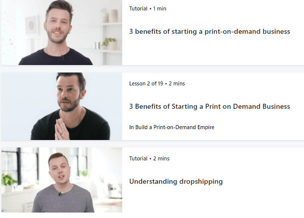 Great Shopify Courses for Dropshippers