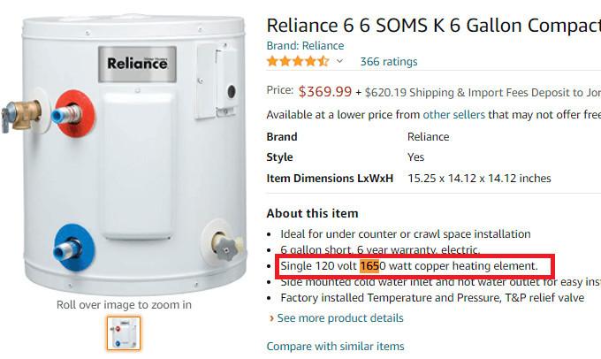 Water Heater Timer Savings