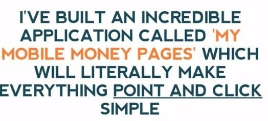 What Are Mobile Money Pages