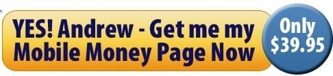 My Mobile Money Pages Cost