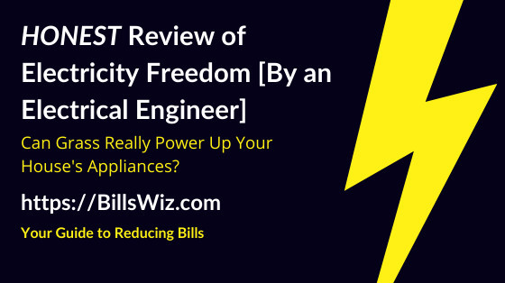 Electricity Freedom Scam Review
