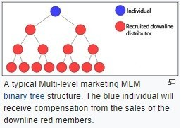 MLM Scheme Example