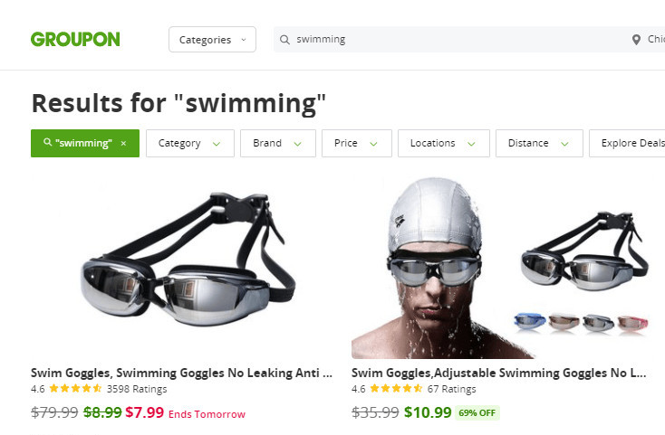 Choose a Niche Like Groupon
