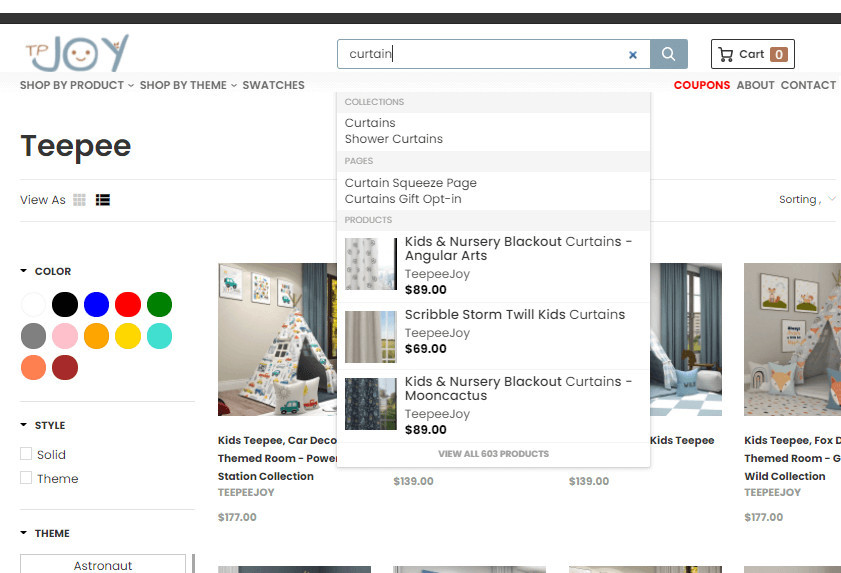 EcomSolid Shopify General Store Theme
