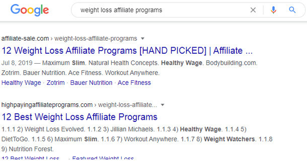 Ask Bloggers to Send You Affiliates