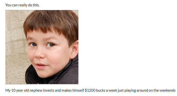 Unrealistic Keystone Investors Club Claims