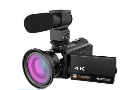 4K nightvision camcorder