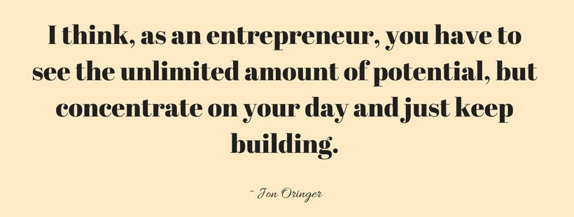Jim Oringer quote