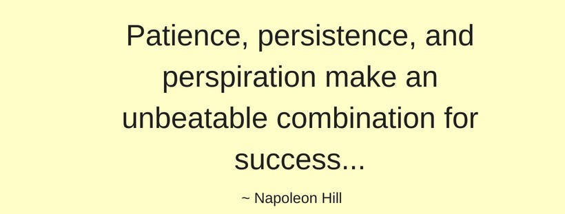 Napoleon Hill quote