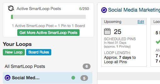 Active SmartLoop posts box