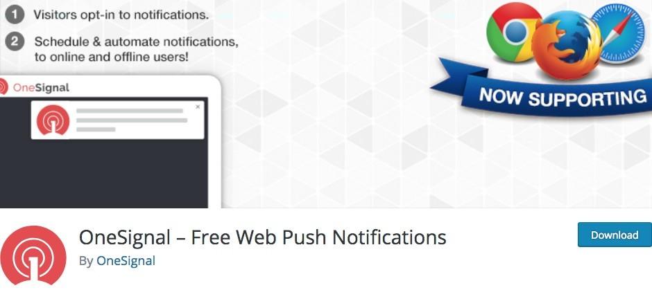 Best WordPress Plugins For Push Notifications