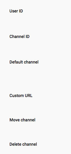 How To Change Your YouTube URL - Advanced Settings