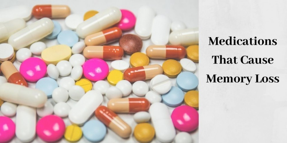 medications that cause memory loss