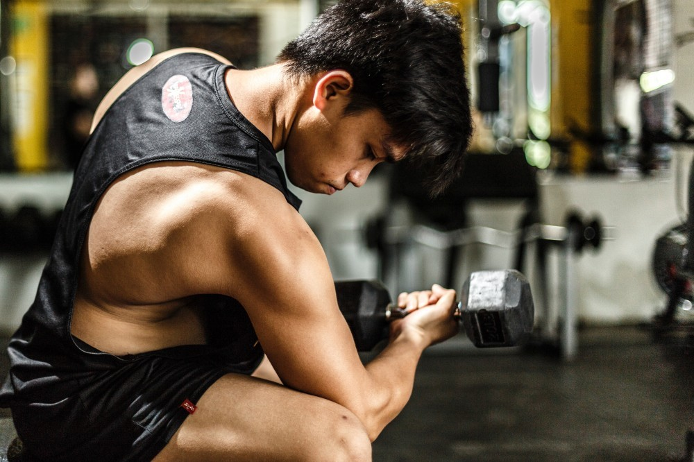 8 Tricep And Bicep Exercises You Can Do At Home