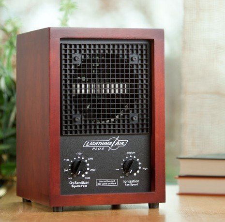 lightning air plus air purifier