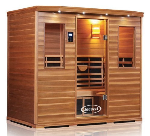 Jacuzzi free standing sauna