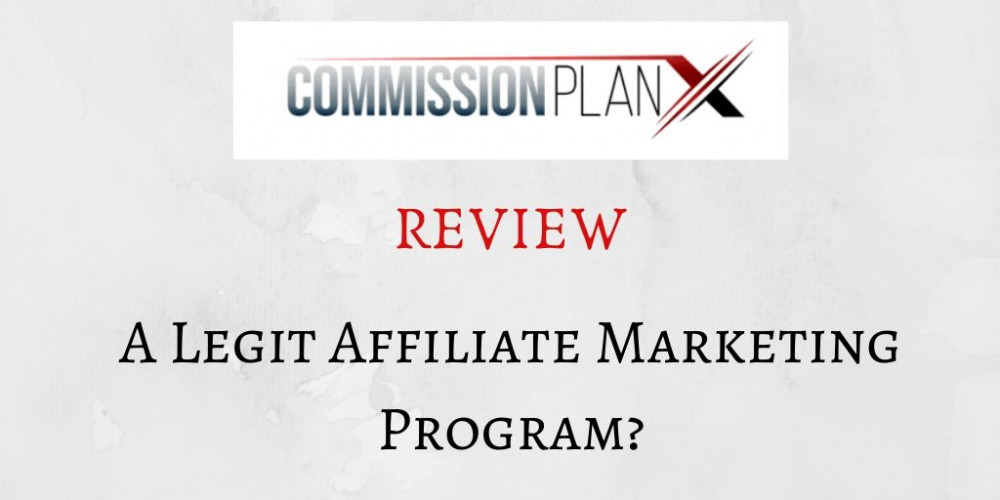 Commission Plan X Review - Banner