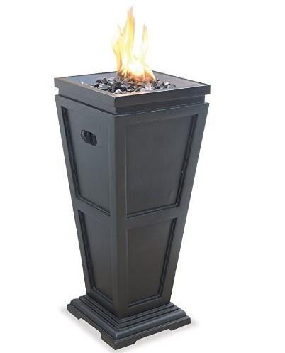 Pillar Style Propane Fire Pits