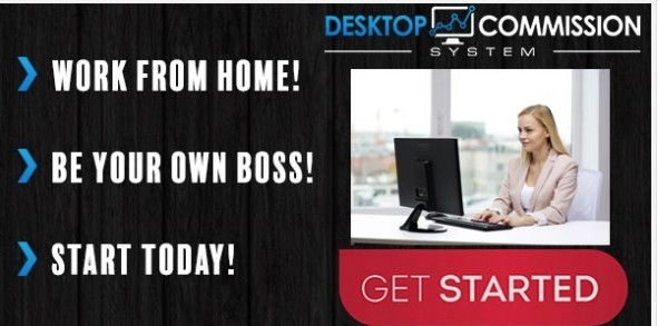Desktop Commission System Review - Homepage Graphic