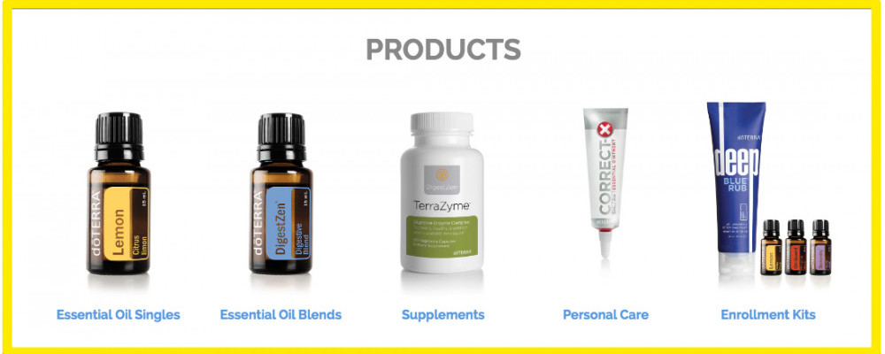Can You Make Money Selling Essential Oils - doTERRA products