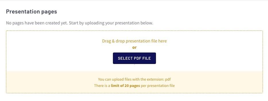 adding pdf files in thinkific editor