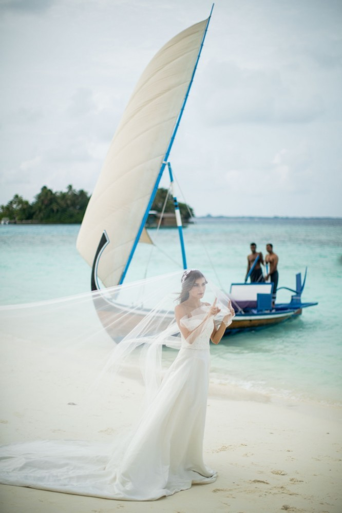 The Art Of Bridal Photography