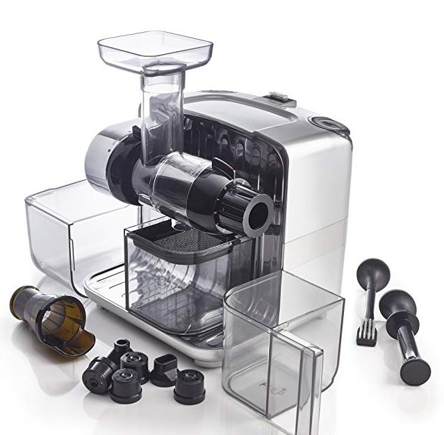 CUBE300s juicer attachment