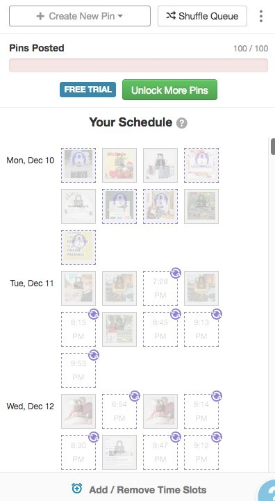 SmartLoop scheduler