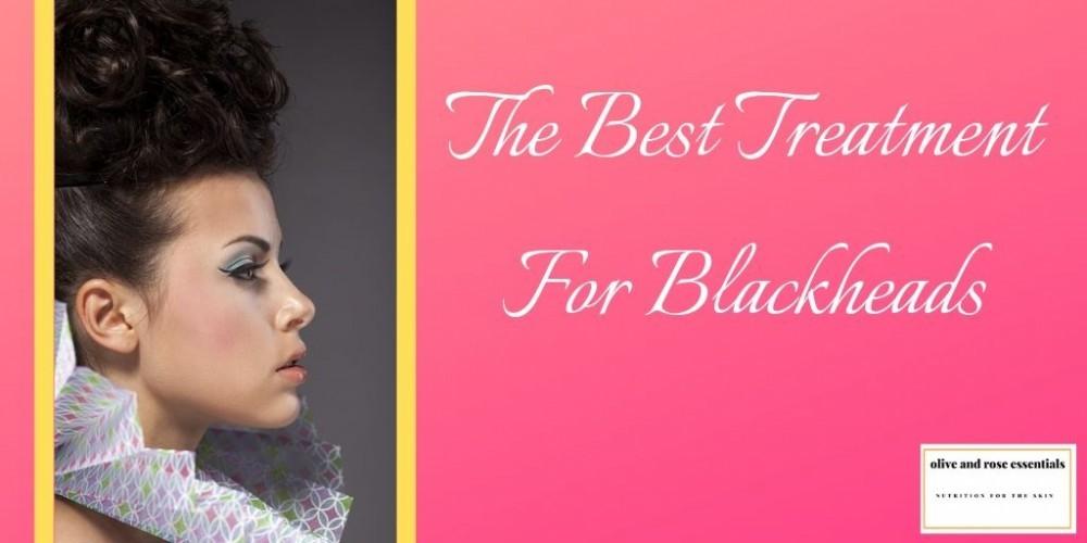 best treatment for blackheads banner