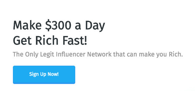 PaidNova make $300 a day graphic