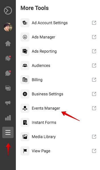 How To Install A Facebook Pixel - Events Manager Tab