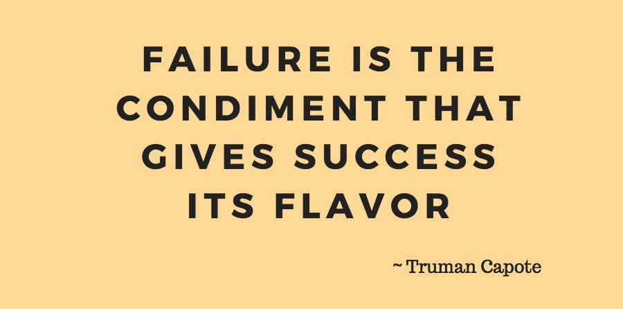 quote on failure