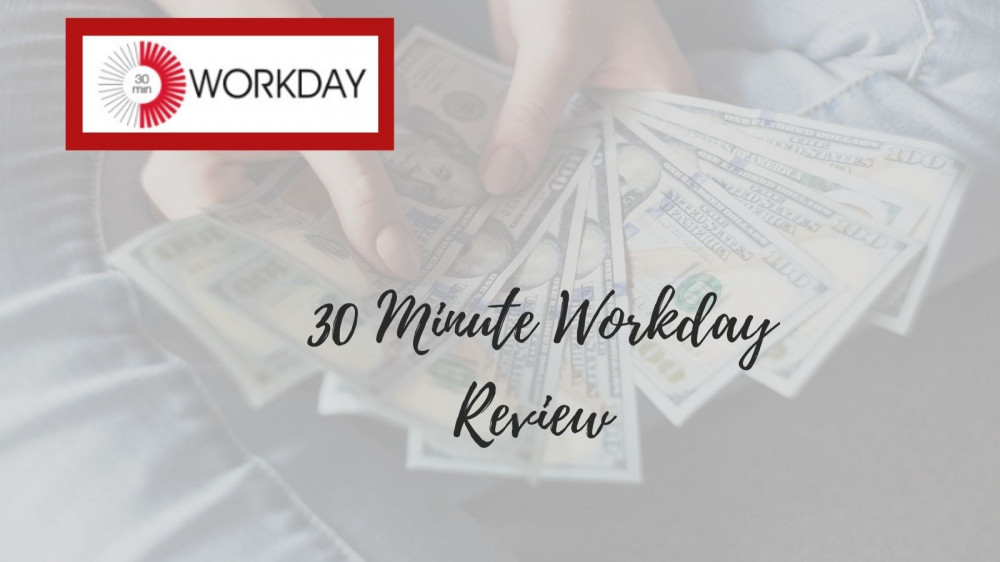 30 Minute Workday Review - Logo