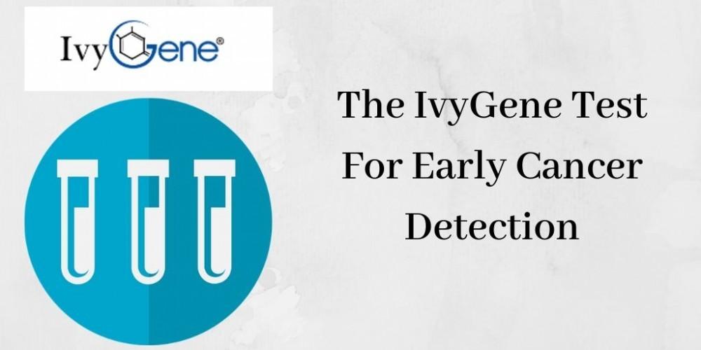 The Ivygene Test - Logo