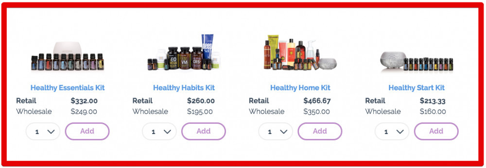 Can You Make Money Selling Essential Oils - Essential Oils Kits