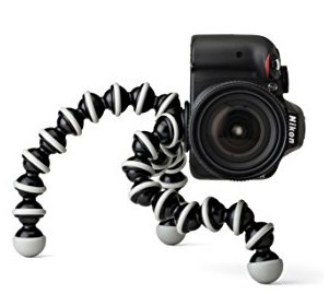 JOBY GorillaPod SLR Zoom Flexible Tripod